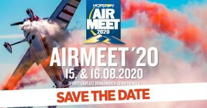 Hobby Airmeet. 15.-16.08.2020 SAVE THE DATE!